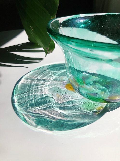 Handblown Glass Bowl