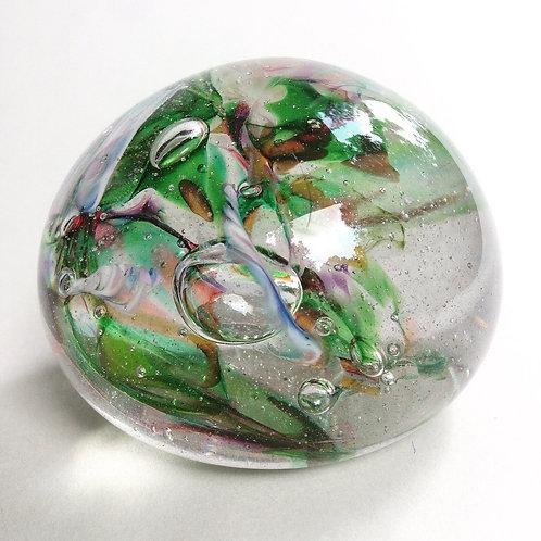 Green Multi Dragon Egg