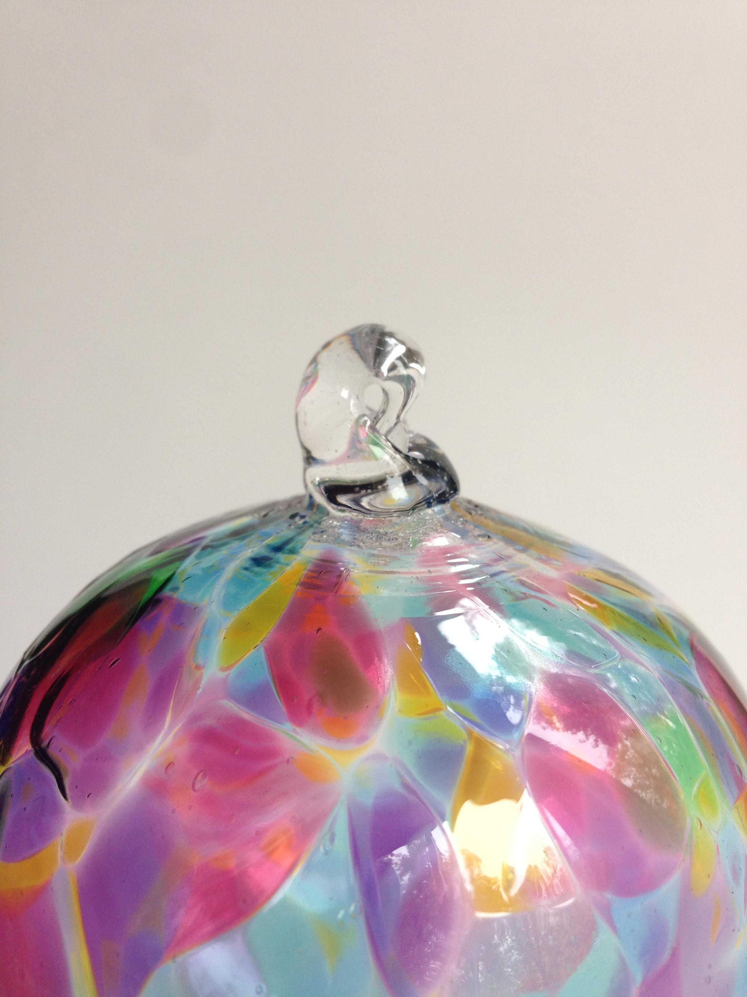 MAD Glassblowing; Orb Class