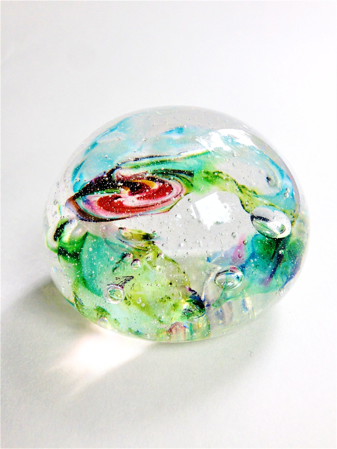 MAD Glassblowing; Dragon Egg Class