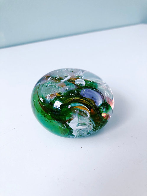Handcrafted Glass Dragon Egg