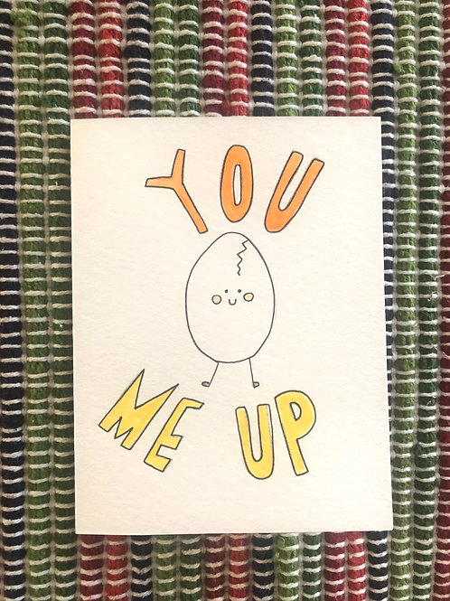 You Crack Me Up Card