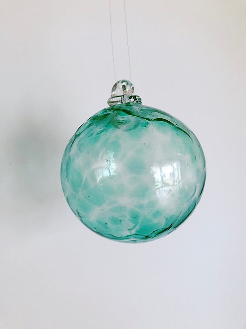 Handblown Glass Orb