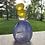 Thumbnail: Handblown Glass Figurine