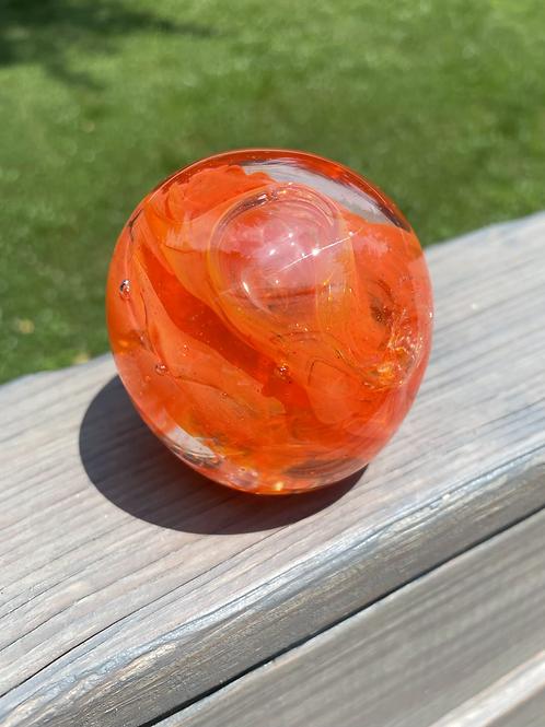 Handblown Glass Dragon Egg
