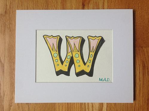 """Circus """"W"""""""