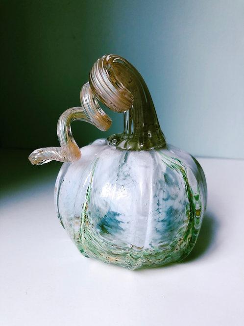 Handblown Pumpkin