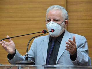 Gualberto critica veto de Bolsonaro ao PL que trata da distribuição gratuita de absorventes