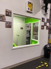 CrossFit Ashlar -Kids TV Room