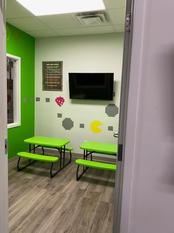 CrossFit Ashlar - Kids TV Room