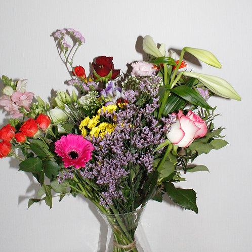 Veldboeket - wilde bloemen
