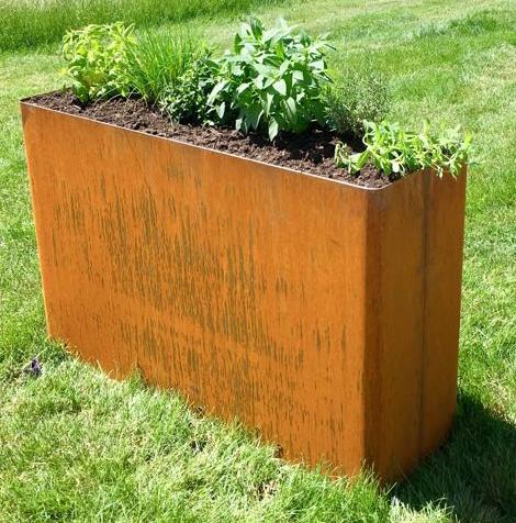 Bac à plantes