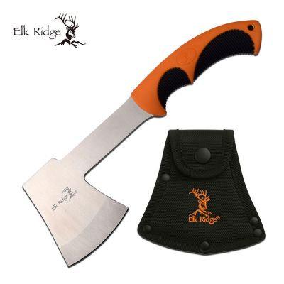Elk Ridge Black & Orange Axe