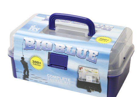 Big Blue 300 piece tackle kit