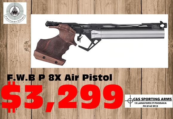 F.W.B P 8X Air Pistol
