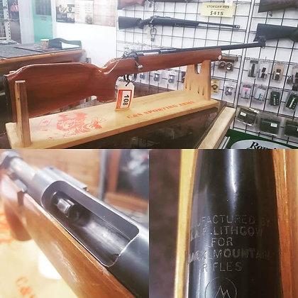 S/H OMARK 308 SINGLE SHOT