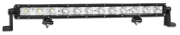 LED light bar 24""