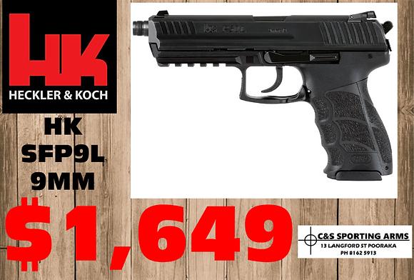 HK P30L SD 9MM