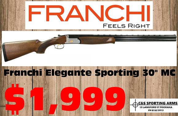 "Franchi Elegante Sporting 30"" MC"