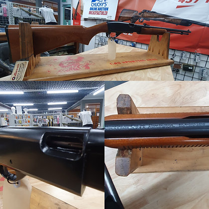REMINGTON 572 PUMP ACTION 22LR