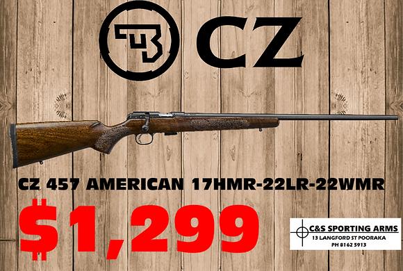CZ 457 American