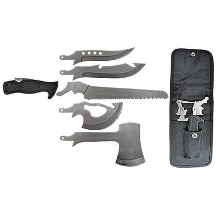 Frontier  field kit 5 blade