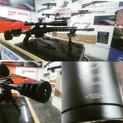Tikka tac A1 308 burris 5-25x50 S/H