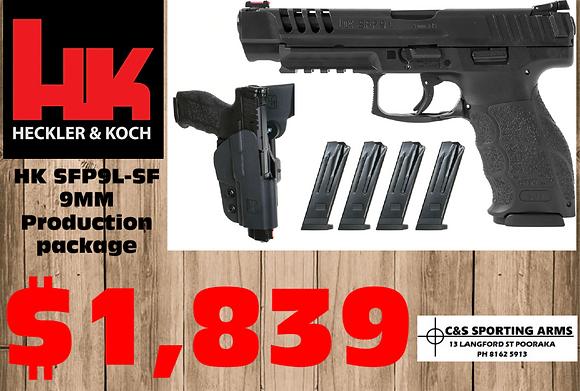 HK SFP9L-SF Production Pack 9mm