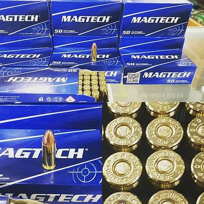MAGTECH 38 SUPER 130GR FMJ