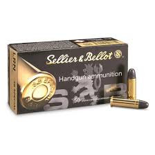 S&B 38 SPEACIAL 158GR LEAD ROUND NOSE