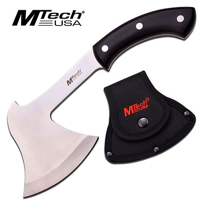 MTech Wooden Handle Hunting Axe