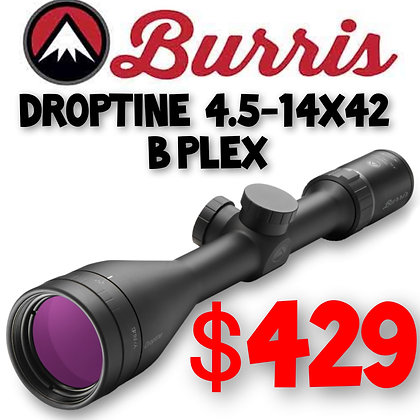Drop tine™ Riflescope 4.5-14x42mm