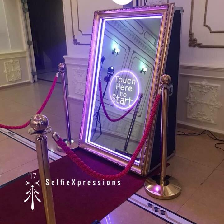 Mirror Photo Station Rental