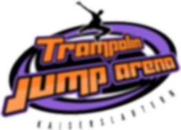 Trampolin Jump Arena Logo