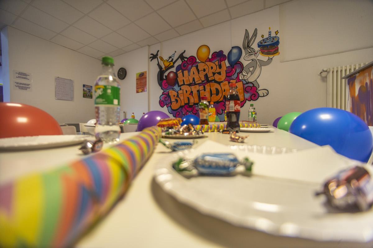 Trampolin Jump Arena Birthday Jump 2 Kop