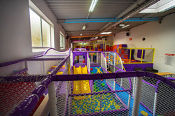 Trampolin Jump Arena Spielplatz 1