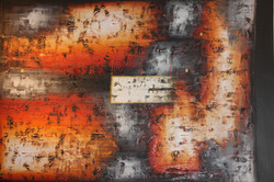Striking Abstract Painting