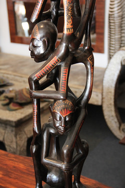 One of a kind Primitive Figures