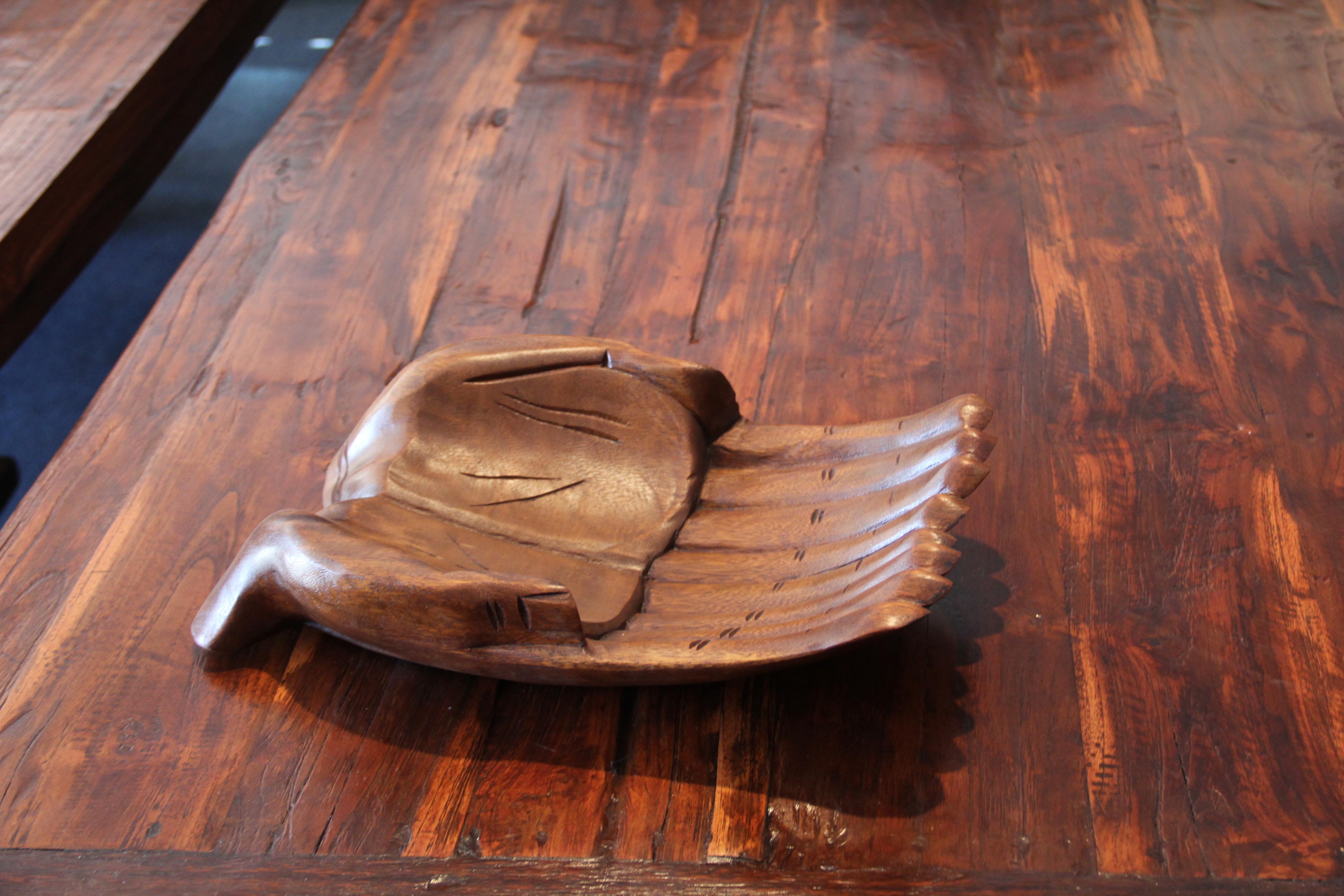 Mahogany Hand bowl