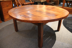 Perfectly Crafted Teak Coffee Table
