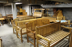 The All-Star Teak Bench Lineup