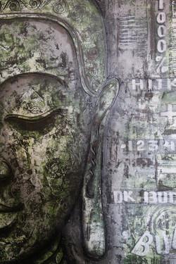 Buddha Painting - Modern