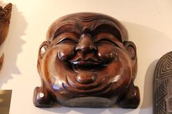 Smiling Buddha Mask
