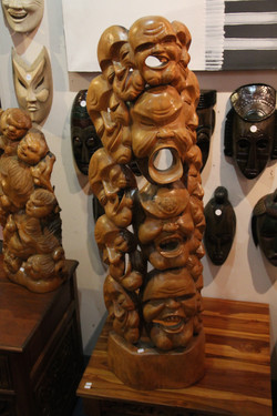 Abstract Mask Carving
