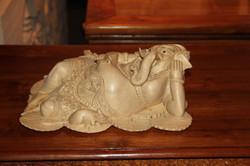 Ganesh Rare art Piece