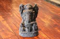 Lava Stone Ganesh