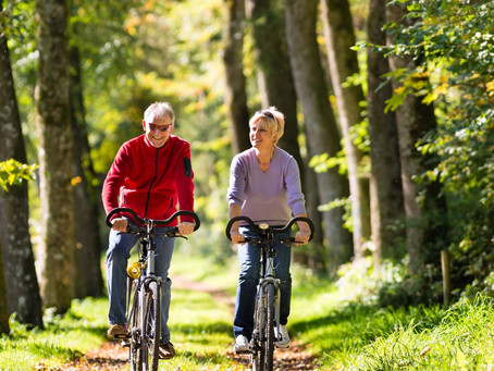 Ten Reasons to Exercise as We Age
