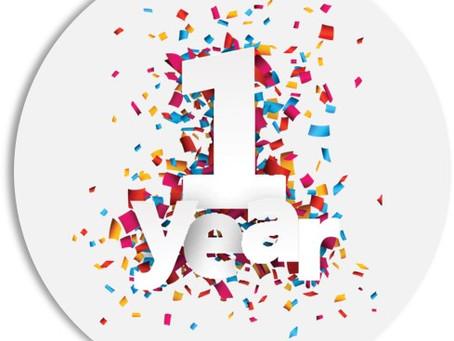 Cabello Hall Zinda Celebrates 1-Year Milestone