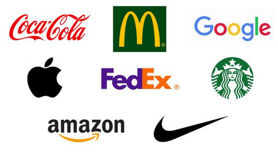 Inspiration Looks at the Best Logos of All Time.