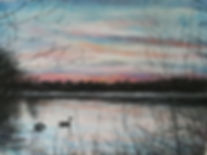 Coate Water at Dusk SOS 2018 image size